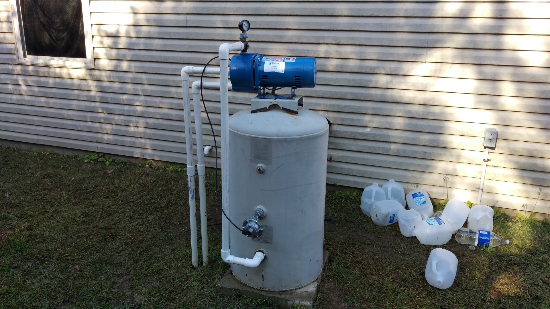 Clear Water Pump Amp Well Llc Water Well Service Repair